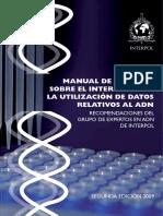 Manual Interpol sobre intercambio y utilización de datos ADN.pdf
