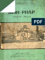 Binh Pháp Tinh Hoa (Sài Gòn 1970) - Nguyễn Quang Trứ, 199 Trang.pdf
