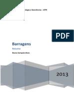 Resumo Barragens