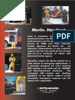 Merlin Specification Sheet
