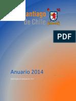 anuario usach 2014