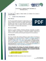 INSTRUCTIVO PARA ENSAYOS - ARTÍCULOS.docx