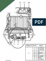 Engine Conectors Toyota Previa