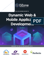 10758936 Dzone2018 Researchguide Webdevandmobile