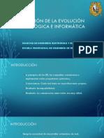 Aplicación de La Evolución Tecnológica e Informática Parte 4