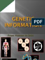 Genetic Information New