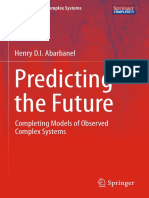 Abardanel.  Predicting the future - Completing models of observed complex systems.pdf