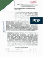 Domingo Quispe reitera su denuncia de tala ilegal ante la DRFFS