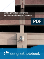 Getting Started With Precast Concrete