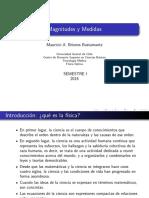 Clase 1 Física Óptica Conceptos Básicos