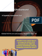 ECR-Global score card PWC.ppt