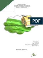 Relación de La Teoría de Sistemas Con El Medio Ambiente y Legislación Ambiental