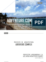 Presentacion Adventure Complex