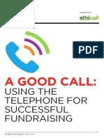A Good Call