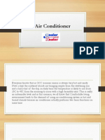 Air Conditioners, Air Coolers and Heaters Rental