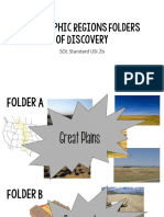 geographic regions discovery folders  fonts