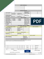 HD(EP)-J-0401.02 Hoja de Datos de Indicadores Locales de Nivel