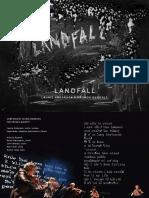 Laurie Anderson & Kronos Quartet - Landfall (2018) Booklet