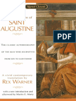 Confessions of Saint Augustine, The - St. Augustine & Rex Warner & Martin E. Marty