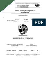 Portafolio Desarrollo Sustentable - Ingeniería Mecánica