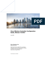 Cisco Wireless Controller Configuration Guide, Release 7.0.98.0