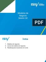 Sesión 02 - Modelos de Negocios Digitales