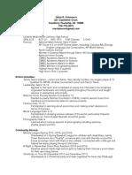 olivia resume 2018 updated