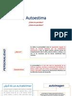 Autoestima PPT