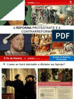 A Reforma Protestante e a Contrarreforma