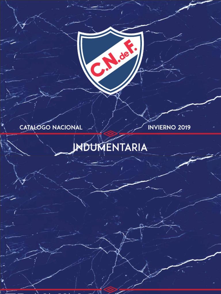 - Catalogo Nacional 2019