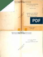 Lecciones de Historia Juridica Ix 1982 Levaggi Historia Del Derecho de Las Obligaciones