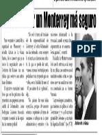 12-02-19 Buscan tener un Monterrey más seguro