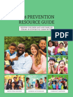 2018 Child Abuse Prevention Resource Guide