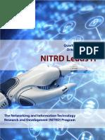 NITRD Newsletter 10-2018