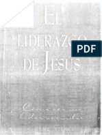 El Liderazgo de Jesús - Gene Wilkes