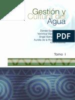 Gestión y Cultura Del Agua. Tomo 1