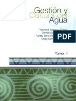 Gestión y Cultura Del Agua. Tomo 2