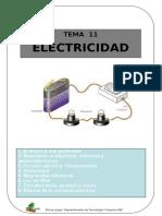 Tema 11. Electricidad