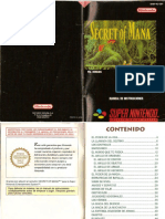 [Instrucciones] Secret of Mana Snes Pal
