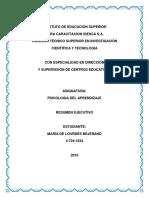 Asignacion 7 Resumen Ejecutivo Maria Bejerano