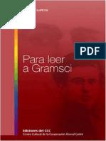 Campione Daniel Para Leer a Gramsci