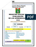 3.Registro Auxiliar Evaluacion 2018