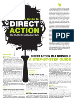 A Citizen's Guide to Direct Action