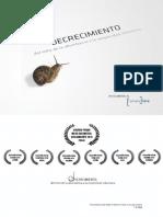 Presentación Documental Decrecimiento
