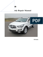 Haima S5 Body Repair Manual