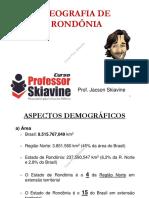 Geografia de Rond+¦nia - Skiavine.pdf