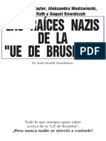 Vv Aa Las Raices Nazis de La Unic3b3n Europea