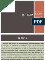 El_texto