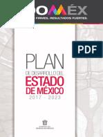 Plan de Desarrollo Del Estado de México 2017.20123