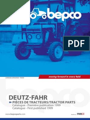 Kupplungsgeberzylinder 25mm Deutz-Fahr DX 6.05 6.10 6.50 7.10 Intrac 6.30